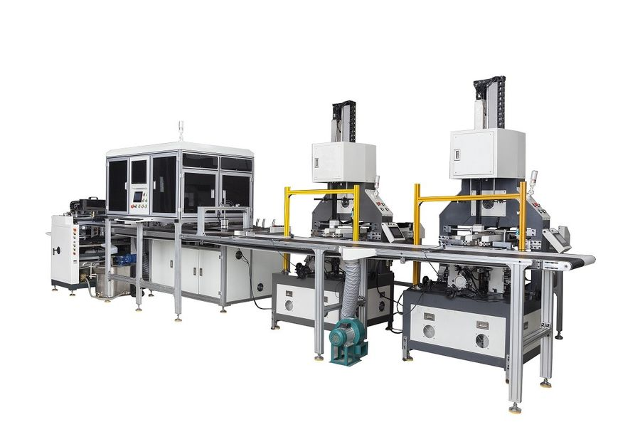 Chine le meilleur Machine rigide semi automatique de fabrication de cartons en ventes